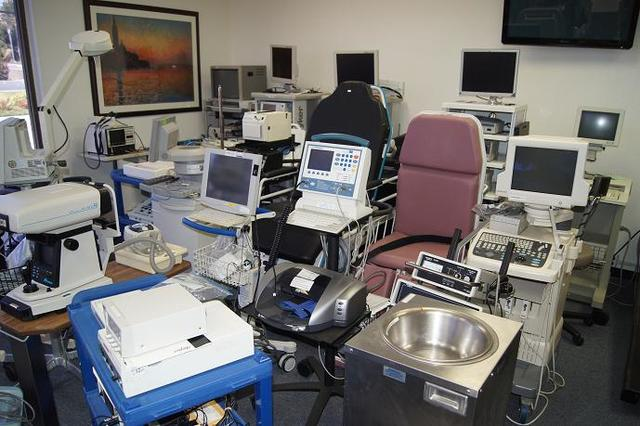 medical tech in 2008