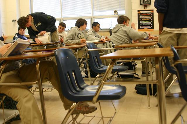 no more desks in MVOA