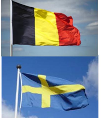 Suecia y Bèlgica nuevos mercados