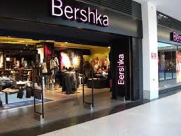 Nacimiento de Bershka
