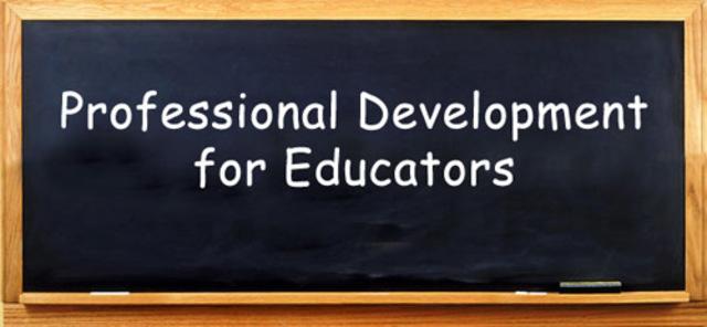 School sites provide PD