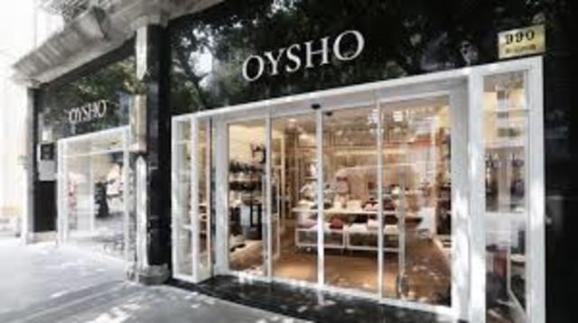 Lanzamiento de OYSHO