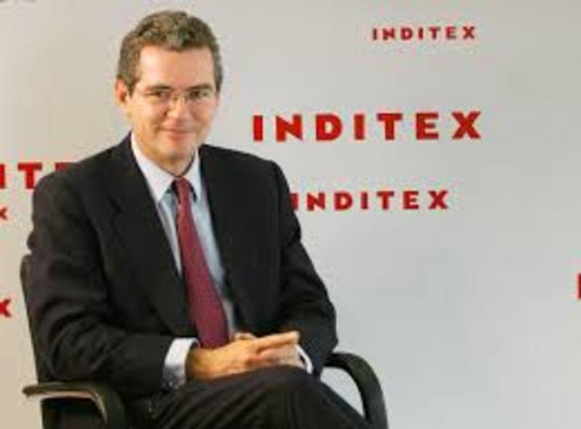 Pablo Isla nuevo Presidente Inditex
