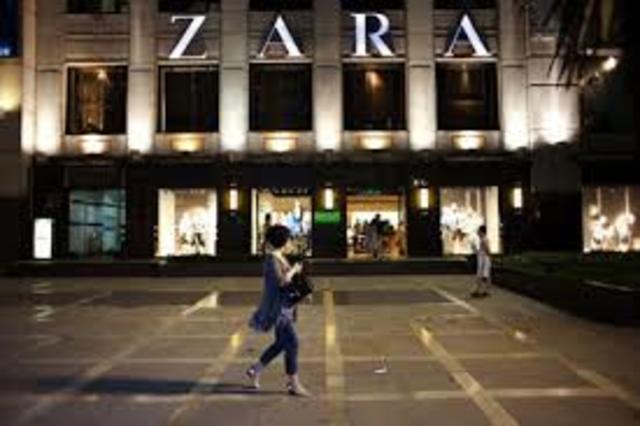 Nuevas tiendas ZARA