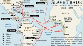 Theme 4: Africa in the Age of the Slave Trade timeline