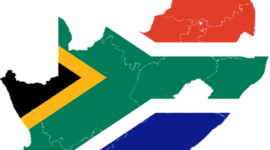 The History of South Africa timeline