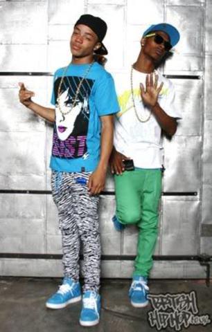 New boyz fashion style 45