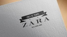 Línea de tiempo ZARA timeline