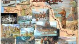 Lewis and Clark Anchor CW timeline