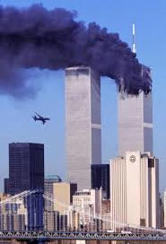 5 when 9/11 happened