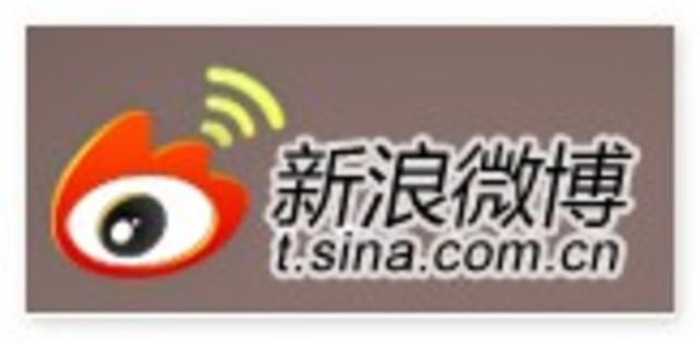 Created Sina MBLOG
