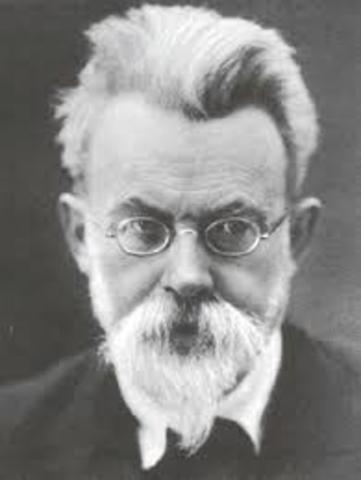 Vladimir Vernadsky.