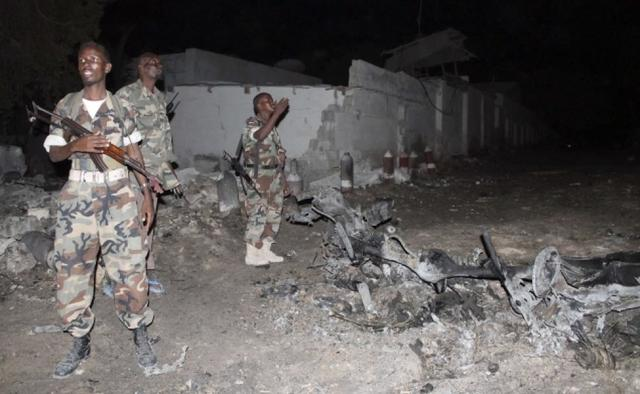 Mogadishu, Somolia