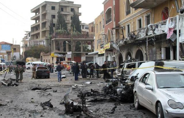 Al-Nusra Front Car Bombing