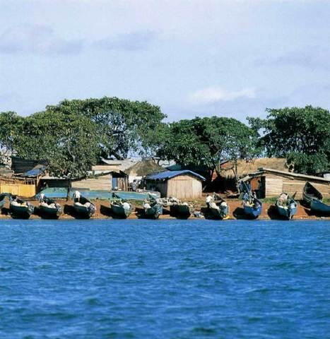 Открытие озеро Танганьика; Д.X.Спик открыл озеро Виктория.