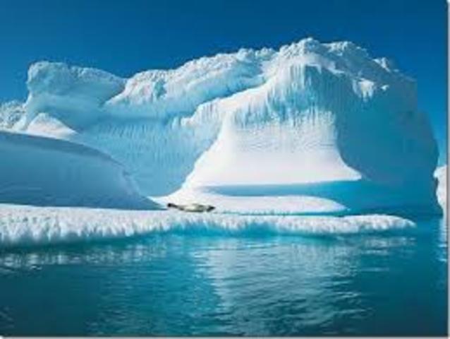 Открытие Северного полюса