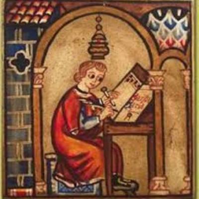 La literatura en la Edad Media timeline