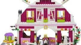 saving for the girl lego timeline