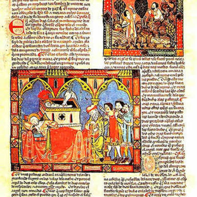 Literatura Española Medieval timeline