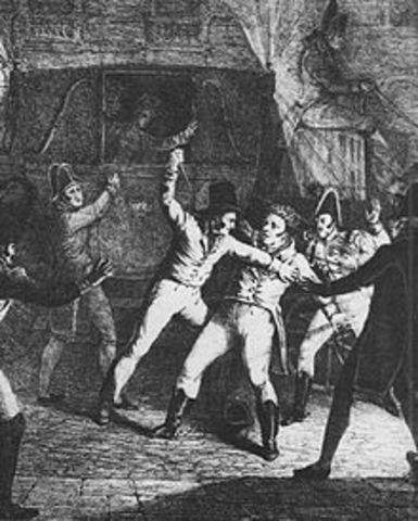 Revoluciones de 1820 en España y Nápoles