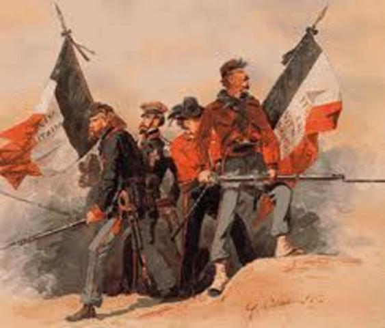 La unificación de Italia fue dirigida en piamonte