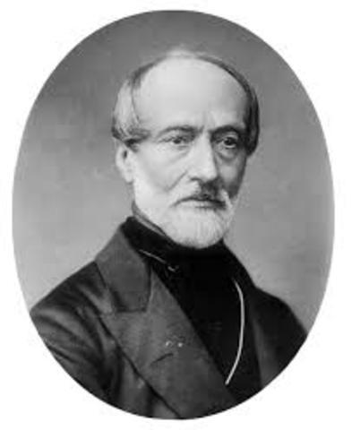 Mzzini proclamó una república en italia
