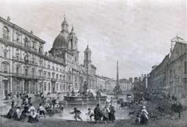 incorporación de Roma