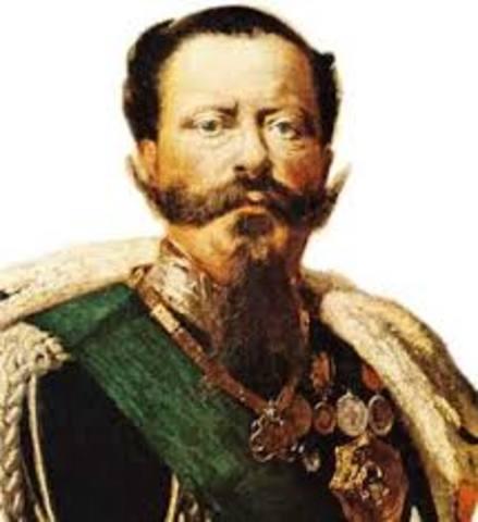 Victor Manuel rey de italia