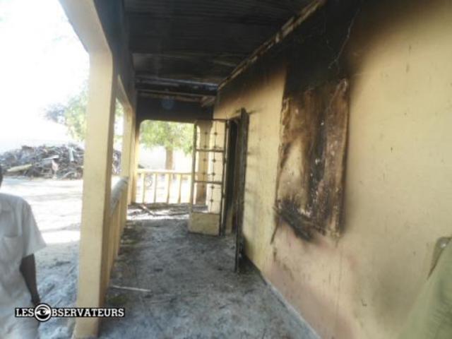 Boko Haram Burns a Village