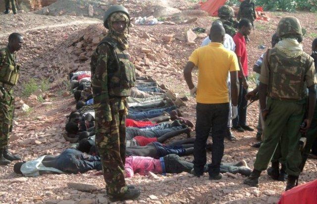 Al-Shabaab Murders Miners