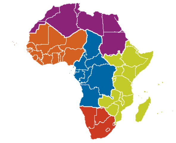 The Race for Africa