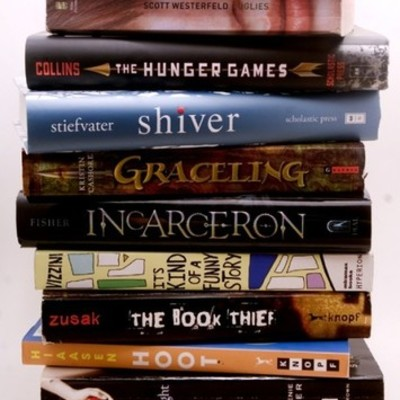 """History of Adolescent Literature based on book: """"Literature for Today's Young Adults (7th) by Kenneth L. Donelson and Alleen Pace Nilsen"""" timeline"""
