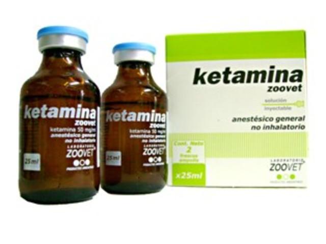 Ketamina alivia dolor a corto plazo en post operatorios oncológicos