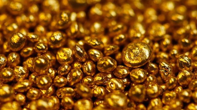 Gold Export