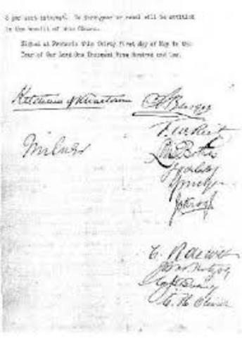 Treaty of Vereeniging