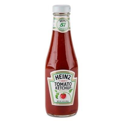 The Evolution of Heinz Ketchup Bottles timeline