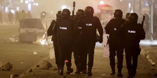 Refuerzo Unidad Intervención Policial
