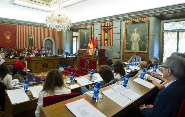Rechazo cese obras por votos PP en Pleno Extraordinario