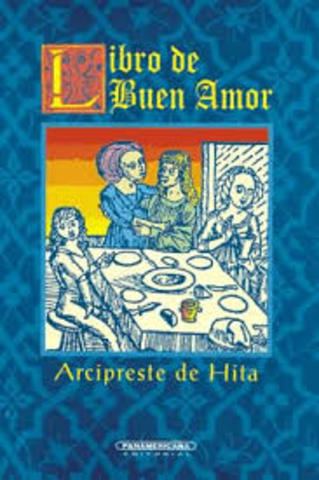 """Libro de buen amor""  Juan Ruiz"