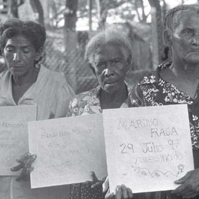 Masacres en Colombia década de 1990 timeline