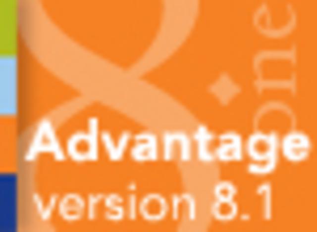 Advantage version 8.1 Released