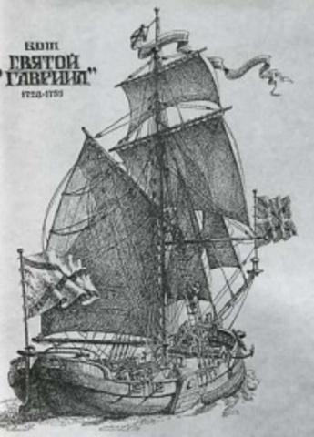 Экспедиция М.С. Гвоздева - Я. Федорова