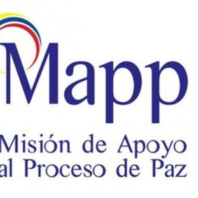 Misiones de paz -Mapp -OEA timeline