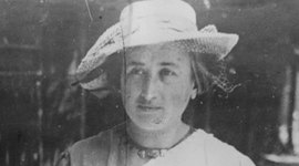 The life of Rosa Luxemburg timeline