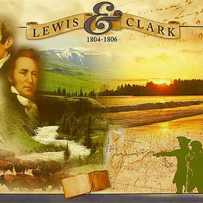 Lewis and Clark Anchor JM timeline
