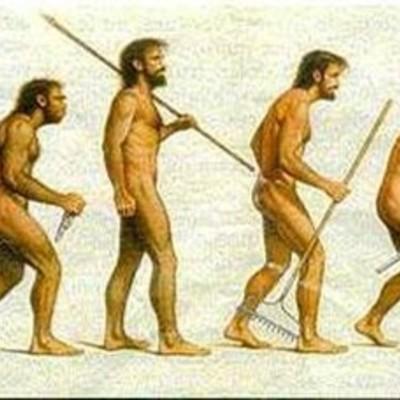 La Evolución de la Especie Humana timeline