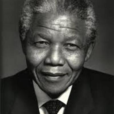 Mandela's Biography timeline