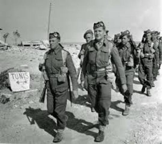 The Vicious World War II Timeline