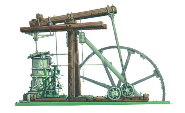Industrial Revolution timeline | Timetoast timelines