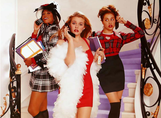 1995 fashion from the show Clueless